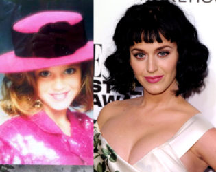 Katy Perry Child Pageant