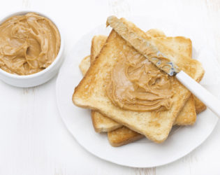 Peanut Butter Makes You Fat
