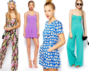 Playsuits And Jumpsuits