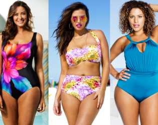 Swimsuits For All Plus Size Swimwear