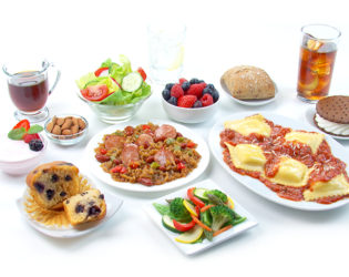Typical Day Menu From The Nutrisystem Diet