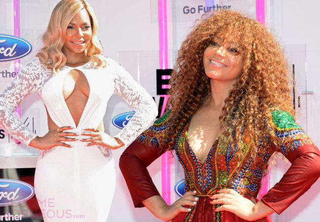 Best and Worst Dressed Celebrities at the BET Awards 2014