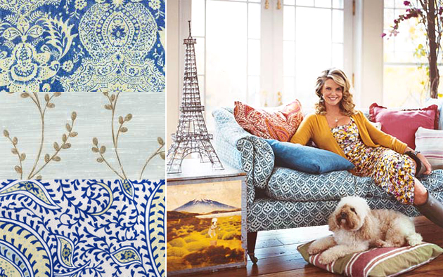 Christie Brinkley Fabric For Jo Ann Collection