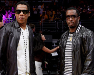 Diddy And Jay Z