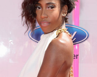 Sevyn Streeter Bet Awards 2014