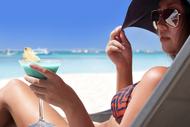The Worst Summer Cocktails for Your Waistline
