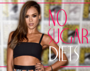 Celebrities Who Don't Eat Sugar and It Shows!