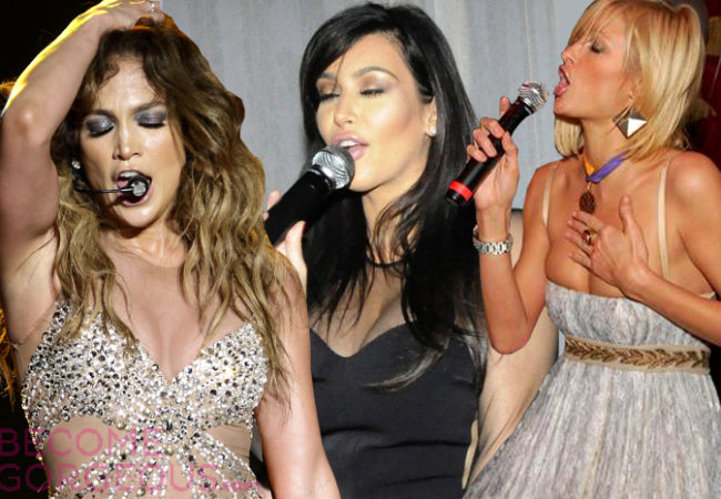 Cover Your Ears! Stars Who Can't Really Sing