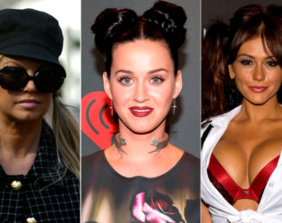Girly Hairstyles On Celebrities