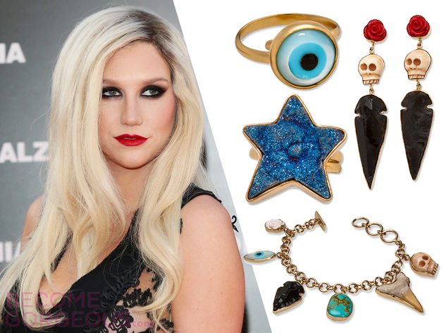 Kesha Jewelry Collection