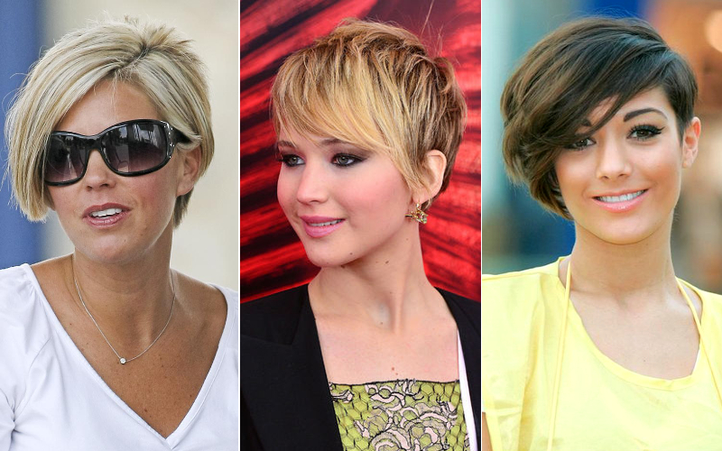 Pictures Hairstyles That Make You Look Older Long In Front Short In Back Haircuts