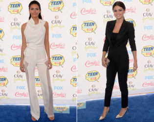 2014 Teen Choice Jumpsuits