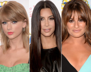 2014 Teen Choice Makeup Neutral Lips