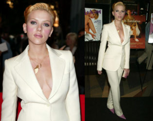 Scarlett Johansson Style Lost In Translation Premiere