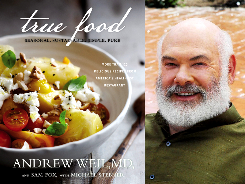 Andrew Weil Cookbook