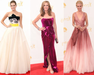 Emmys 2014 Dresses With Bows