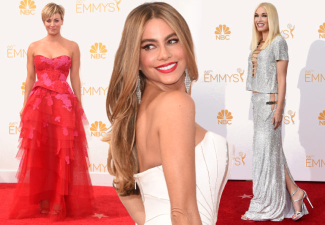 Emmys 2014 Red Carpet Trends