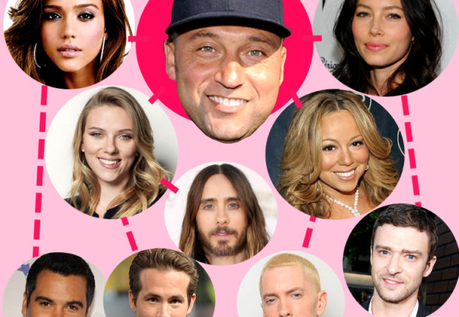 Hollywood Herpes Tree: Celebs Who (Might) Have Herpes