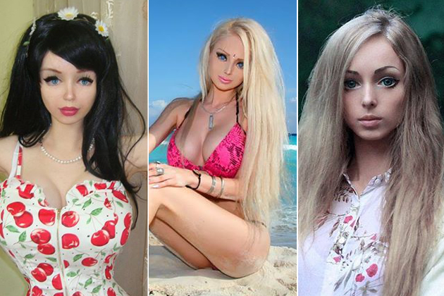 Human Barbie Dolls: Plastic Surgery and Excessive Narcissism