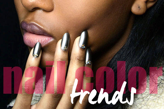 Best Nail Trends for Fall 2014