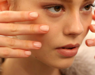 Nude Nail Color Fall 2014