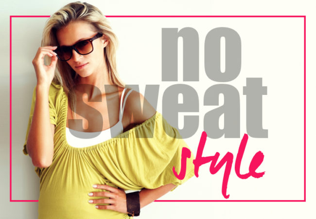 Sweat Proof Clothing – How to Keep Your Style Stain Free