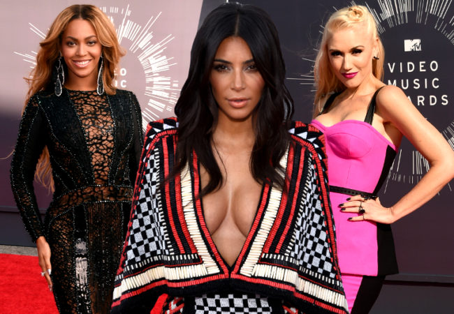 10 Red Carpet Trends from the 2014 MTV VMAs