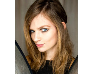 60s Retro Hairstyle Fall 2014