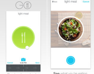 Go   Meal And Fitness Tracker App