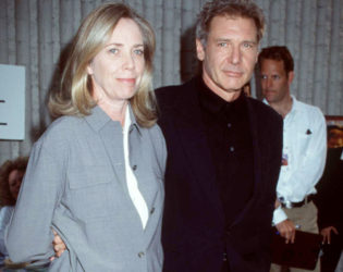 Harrison Ford And Melissa Mathison Divorce
