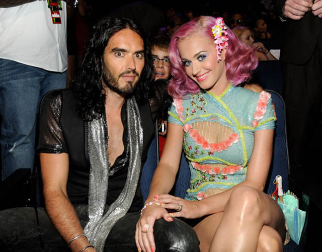 Justin Bieber Photobombing Katy Perry And Russell Brand