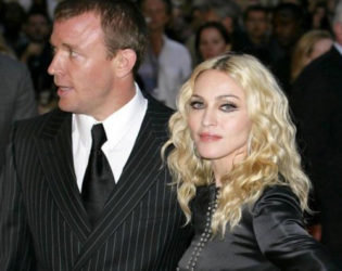 Madonna And Guy Ritchie Divorce