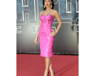 Megan Fox At Transformers 2 Moscow Premiere