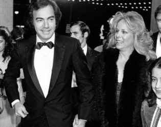 Neil Diamond And Marcia Murphey Divorce
