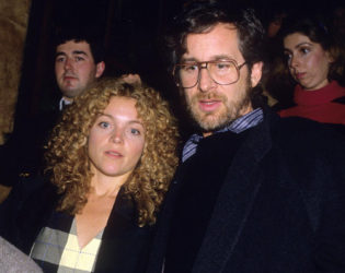 Steven Spielberg And Amy Irving Divorce