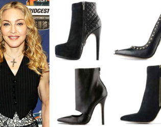 Truth Or Dare By Madonna Shoe Line