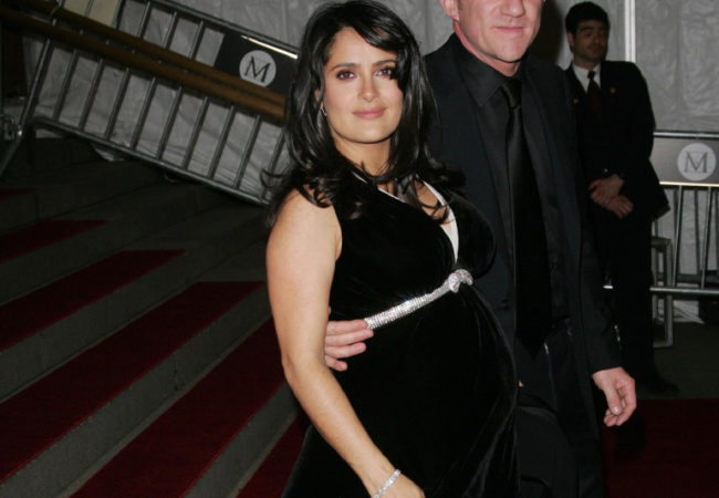 Celebrities Who Got Pregnant After 40
