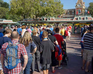 Disneyland Overrated