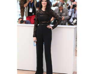 Eva Green Jumpsuit 2014 Cannes Festival The Salvation Photocall