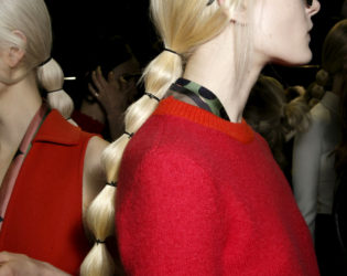 Fall 2014 Hair Trends From The Runway