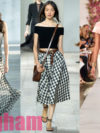Gingham Best Spring 2015 Trends From New York Fashion Week