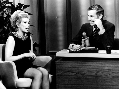Joan Rivers Feud With Johnny Carson And Jay Leno
