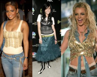 Layered Tops Trend In 2004