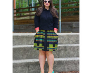 Plus Size Fashion Outfit Casual
