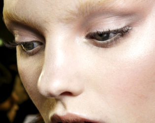 Taupe Eye Makeup Trends Fall 2014