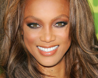 Tyra Branks Hazel Eye Color