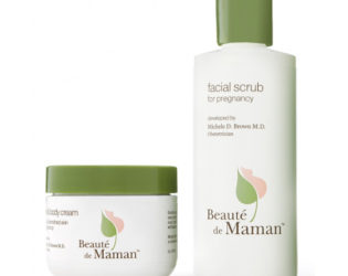 Beauté De Maman Pregnancy Friendly Skin Care Lines
