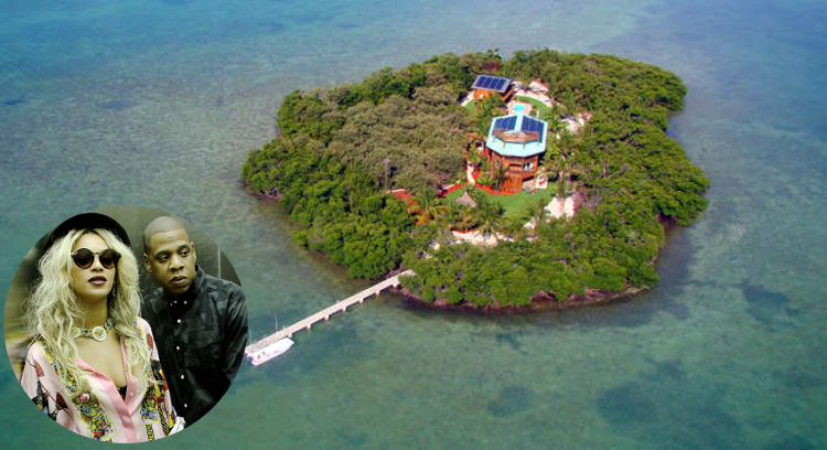 Beyoncé And Jay Z Private Island