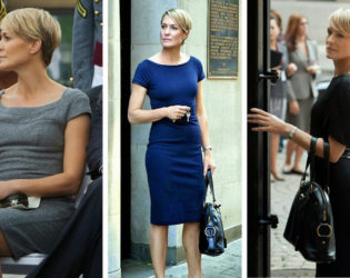 Claire Underwood Style From House Of Cards