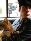 Ian Somerhalder Cat Lover